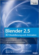 New Blender Book in German books