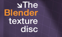 Blender Texture Disc Now Public Domain 3d news