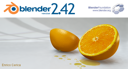 Blender 2.42 Has Been Released blender