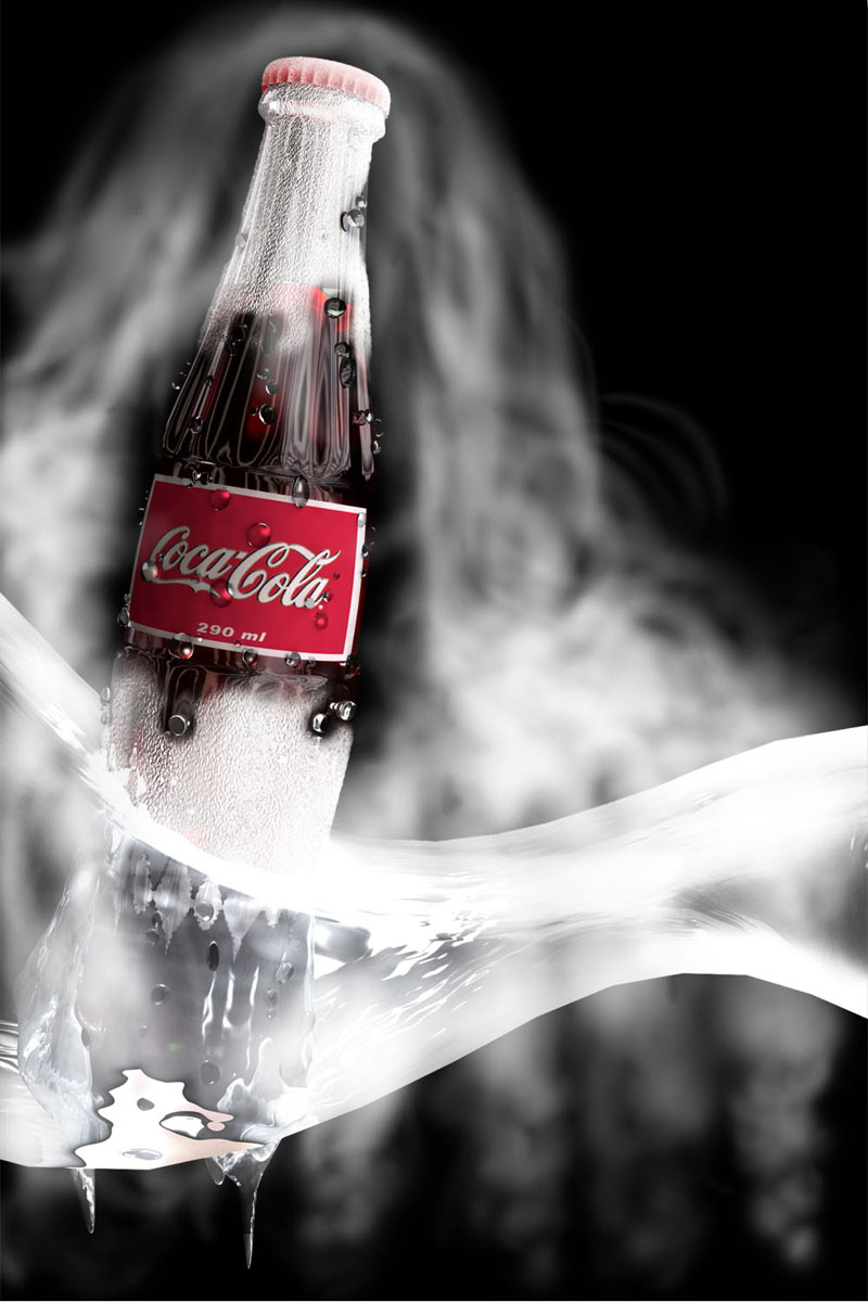 project on cocacola Whether you are enjoying the refreshing taste of coca-cola in a glass bottle or mini coke can, it was meant to be enjoyed with friends taste the feeling.