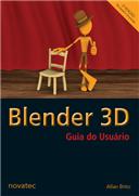Capa Blender 3D Guia do Usuário