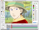 Pencil 2D animation software toolbox