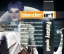 BlenderArt Magazine Issue #13 blender community