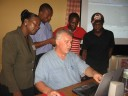 Hands-on training in Nigeria