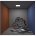 Photon Mapping   Internal Renderer blender