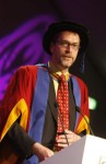 BREAKING   Ton Roosendaal to receive honorary doctorate today blender foundation