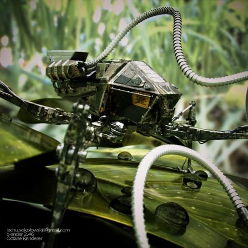 EcoRobot by lechu