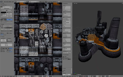 Blendm3 starcraft 2 models importer blendernation 3d model editor