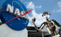 NASA KSC Buys RoboThespian fun