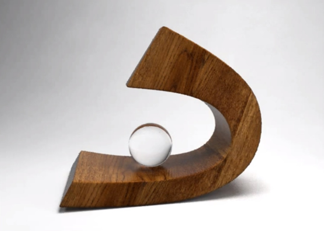 Model And Render A Wooden Sculpture With Blender And