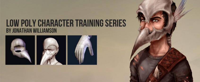 Blender Character Modeling Course : Blendercookie announces new training series blendernation