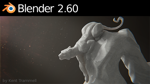 Blender 2.60 Released! blender development