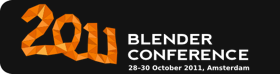 Blender Conference 2011 schedule online conferences