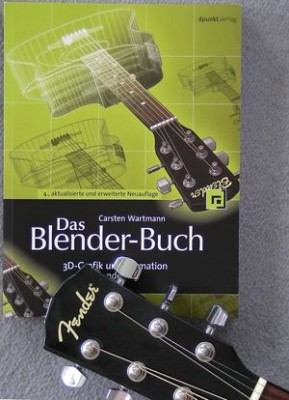 Das Blender Buch   4th Edition! books