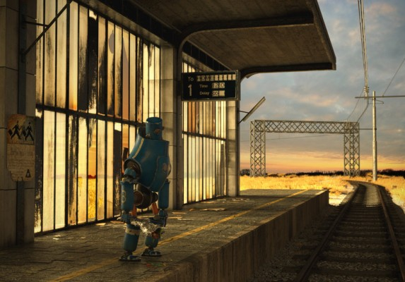 Waiting for the Last Train images