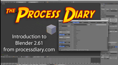 Video: Introduction to Blender 2.61 videotutorials