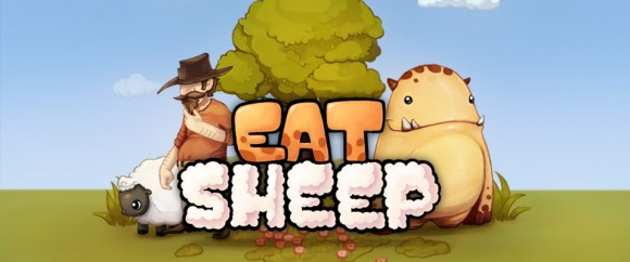 Eat  Sheep iOS Game Project games