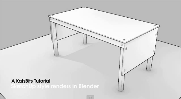 render like sketchup