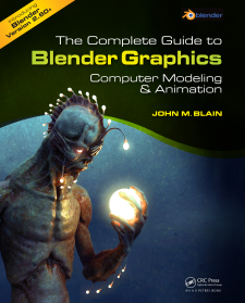 Book: A Complete Guide to Blender Graphics store books