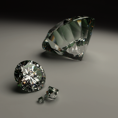 Cycles Diamond Dispersion tutorials