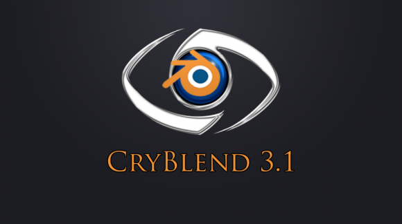 CryBlend 3.1 Released toolbox