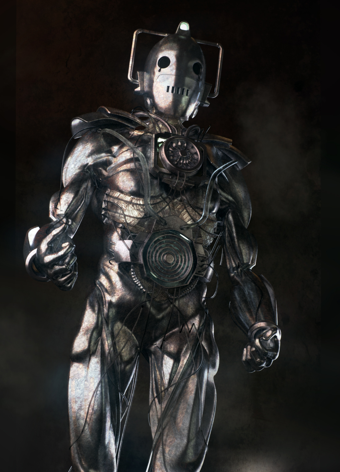 Cyberman Blendernation