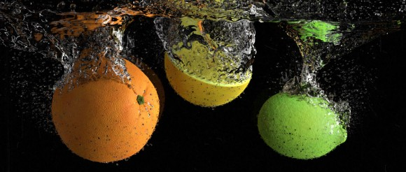 Tutorial: Create a Photorealistic Fruit Splash videotutorials