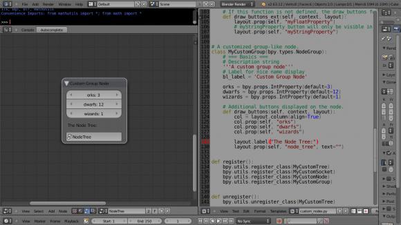 Developer Meeting Notes, June 24, 2012 blender development
