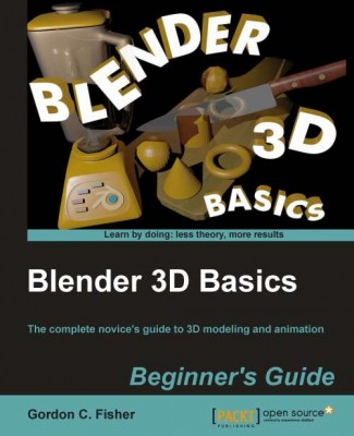 Book: Blender 3D Basics  books 3d news
