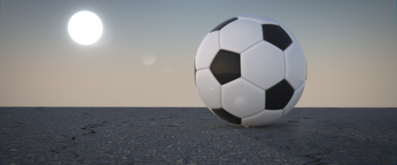 Modeling a Soccer Ball in Blender videotutorials