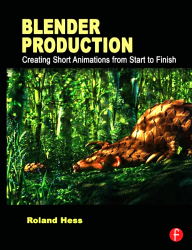 Review: Roland Hess   Blender Production books