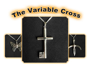 The Variable Cross 3d news