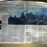 Interview with Ton Roosendaal in National Dutch Newspaper mango
