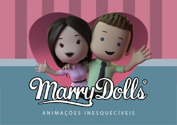 Marrydolls   3D Animation for Weddings professional services