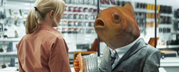 Goldfish Man tv commercial