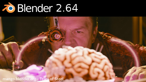 Blender 2.64 Released blender development