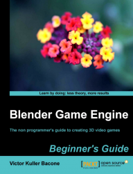 Victor Kuller Bacone   Blender Game Engine   Ebook review  books