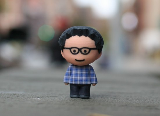 Mixee Me: 3D Printed Characters 3d news