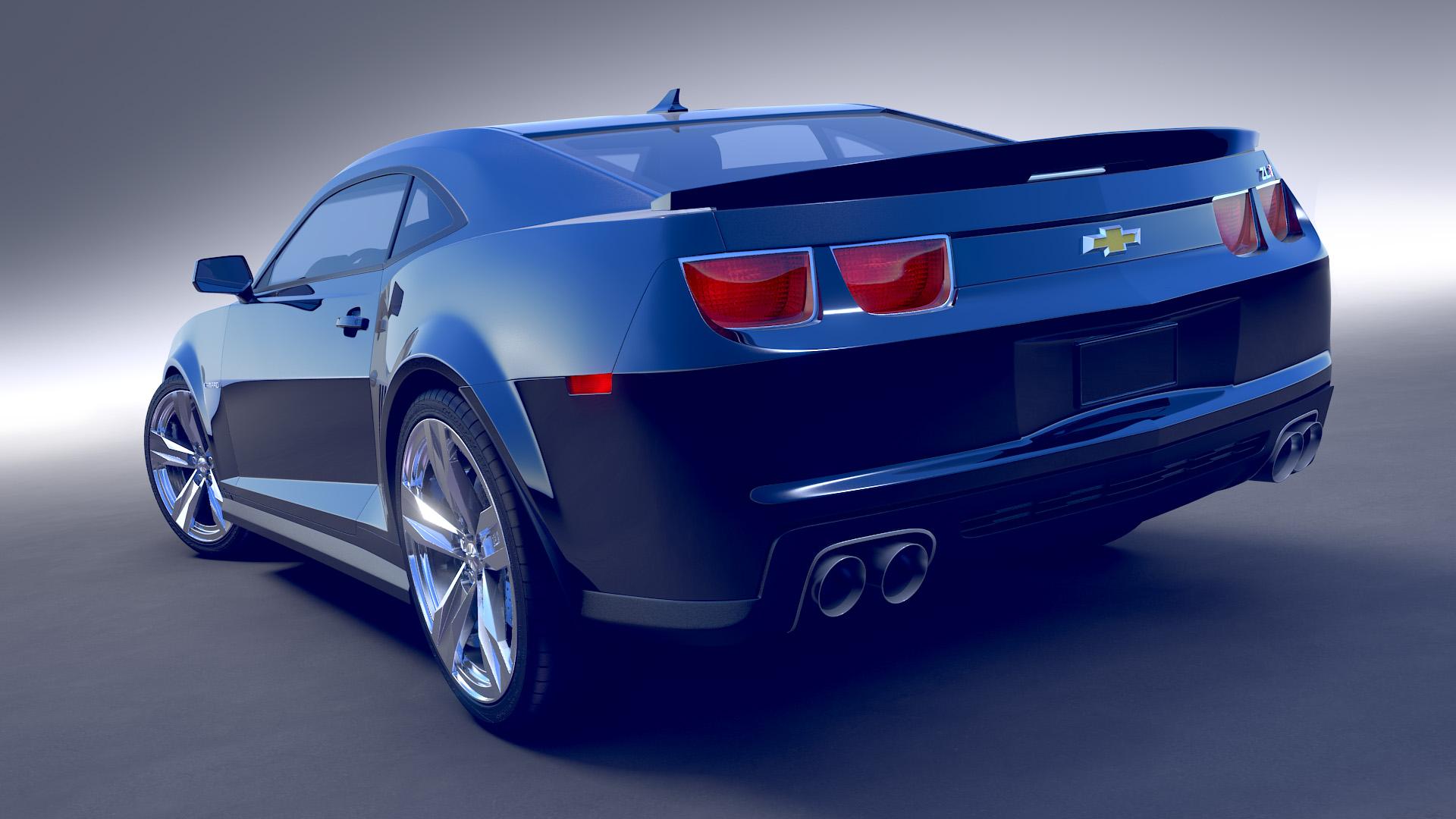 New Training DVD: Car Modeling and Texturing - BlenderNation