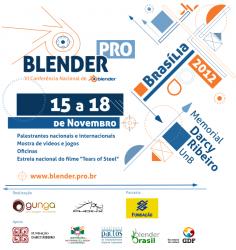 BlenderPro 2012 conferences