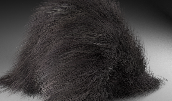 Cycles: Hair is Coming! blender development