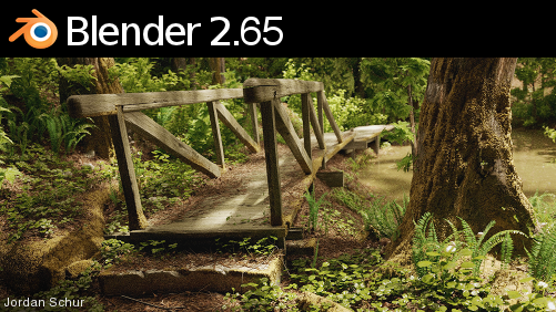 Blender 2.65 Released blender development