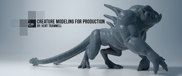 Creature Modeling for Production   Training DVD Pre order videotutorials