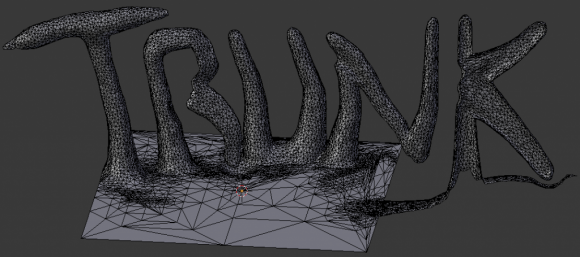 Dynamic Topology Sculpt Mode Now in Trunk blender development