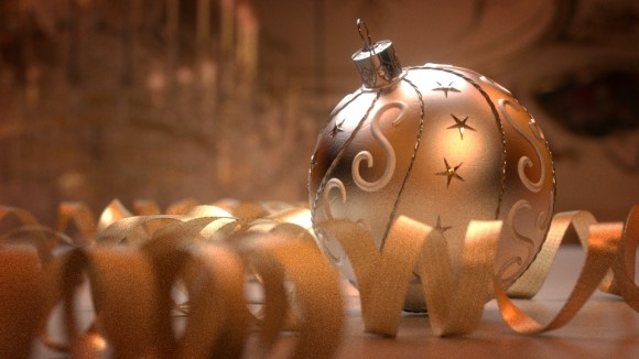 Videotutorial: Creating a Christmas Scene in Blender videotutorials