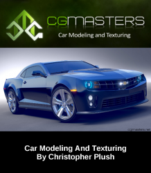 Review: Car Modeling & Texturing Video training videos store