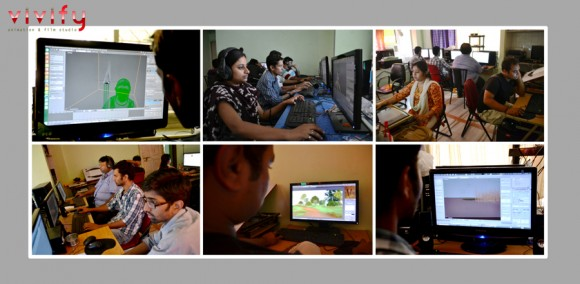 Naughty 5 Blender Feature Film people 3d news