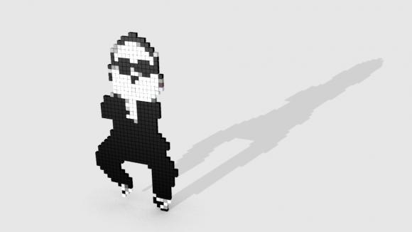 gangnam_pixel_art