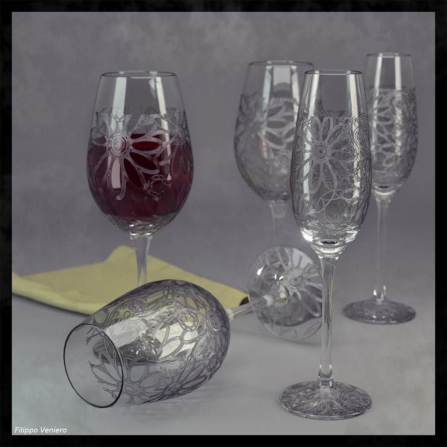 Blender tutorial glass