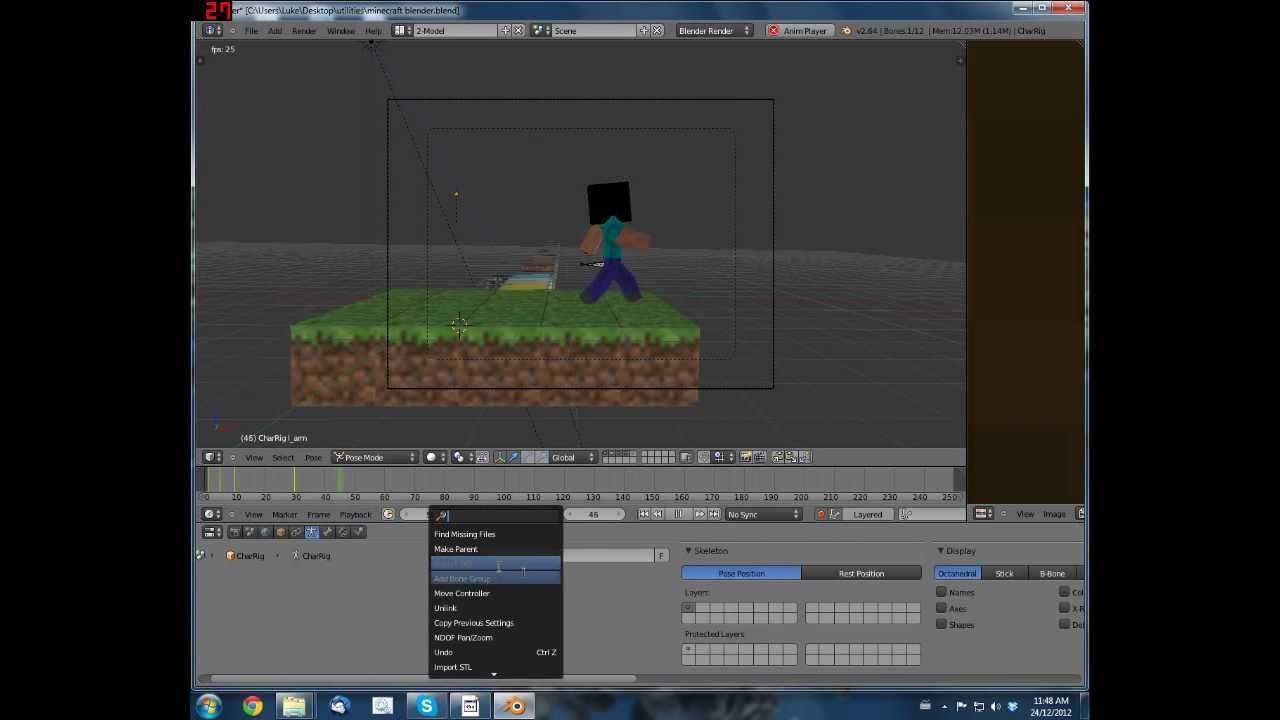 BLEND 3d models | download Blender 3d files | CGTrader